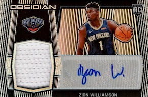 Top Zion Williamson Rookie Cards to Collect
