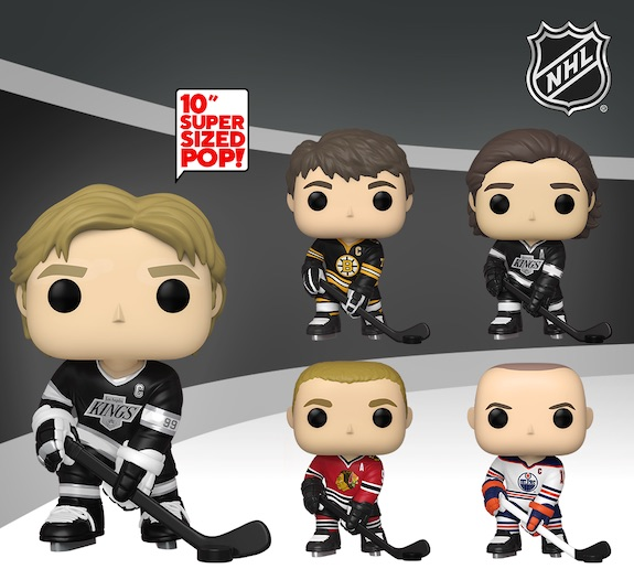 Ultimate Funko Pop NHL Hockey Figures Checklist and Gallery 73