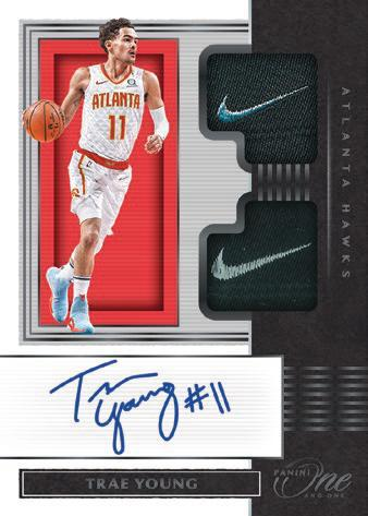 2019-20 Panini One and One Basketball Cards 9