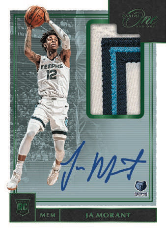 2019-20 Panini One and One Basketball Cards 5