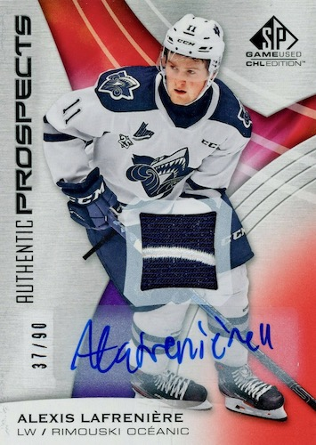 Top Choices Before the Alexis Lafrenière Rookie Cards 8
