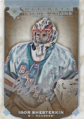 2019-20 Ultimate Collection Hockey Cards 15