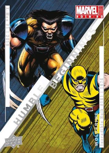2019-20 Upper Deck Marvel Annual Trading Cards 7