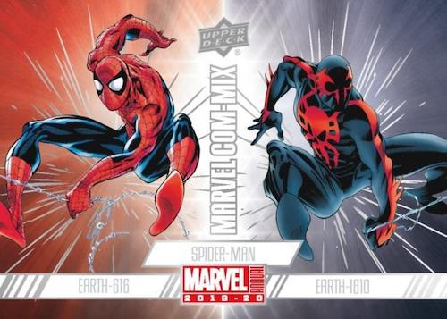 2019-20 Upper Deck Marvel Annual Trading Cards 5