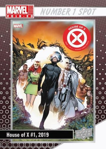 2019-20 Upper Deck Marvel Annual Trading Cards 8