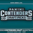 2020-21 Panini Contenders Draft Picks Basketball Cards