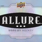 2020-21 Upper Deck Allure Hockey Cards