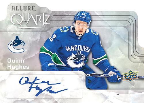 2020-21 Upper Deck Allure Hockey Cards 7