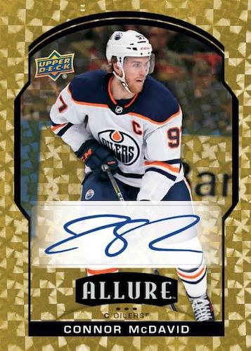 2020-21 Upper Deck Allure Hockey Cards 5