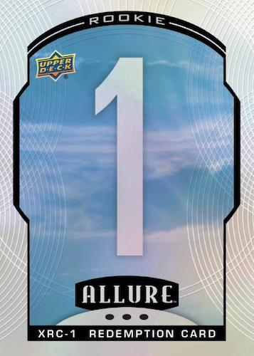 2020-21 Upper Deck Allure Hockey Cards 3