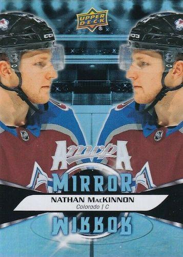 2020-21 Upper Deck MVP Hockey Cards - Rookie Redemption Checklist 13
