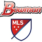 2020 Bowman MLS Soccer Cards