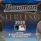 2020 Bowman Sterling