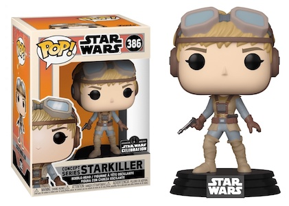 2020 Funko Pop Star Wars Celebration Galactic Convention Exclusives 12