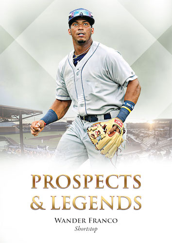 2020 Futera Unique Onyx Prospects & Legends Baseball Cards 3