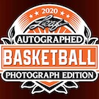 2020 Leaf Autographed Basketball Photograph Edition