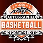 2020 Leaf Autographed Basketball Photograph Edition