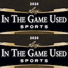2020 Leaf In the Game Used Sports Multi-Sport Cards
