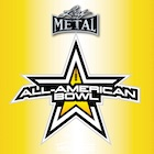 2020 Leaf Metal All-American Bowl Football Cards