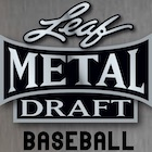 2020 Leaf Metal Draft Baseball Cards