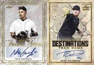 2020 Leaf Ultimate Draft Baseball Cards 4
