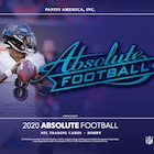 2020 Panini Absolute Football Cards