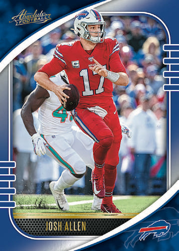 2020 Panini Absolute Football Cards 3