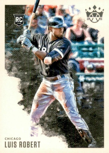 Luis Robert Rookie Cards Guide 5