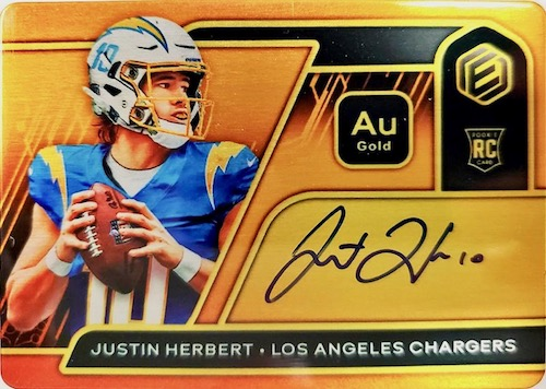 2020 Panini Elements Football Cards 8