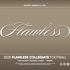 2020 Panini Flawless Collegiate Football Cards - Checklist Added