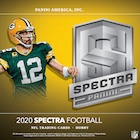 2020 Panini Spectra Football Cards