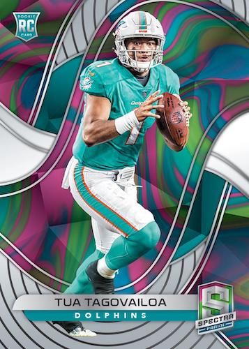 2020 Panini Spectra Football Cards 4