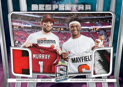 2020 Panini Spectra Football Cards 11