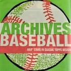 2020 Topps Archives Baseball Cards