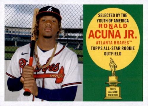 2020 Topps Archives Baseball Cards 17