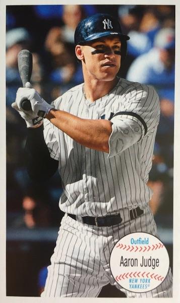 2020 Topps Archives Baseball Cards 21