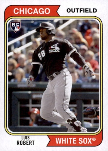 2020 Topps Archives Baseball Cards 11