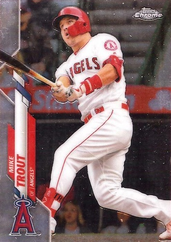 2020 Topps Chrome Baseball Variations Refractor Gallery 3