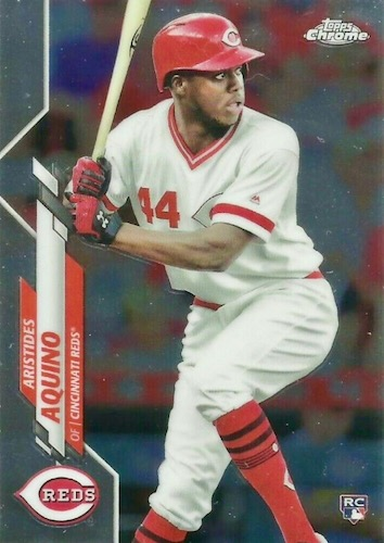 2020 Topps Chrome Baseball Variations Refractor Gallery 25
