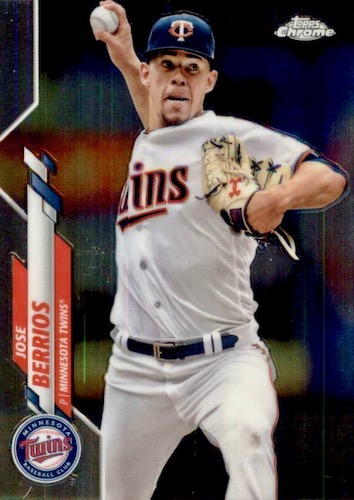2020 Topps Chrome Baseball Variations Refractor Gallery 29