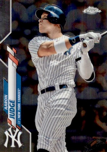 2020 Topps Chrome Baseball Variations Refractor Gallery 8