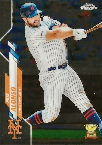 2020 Topps Chrome Baseball Variations Refractor Gallery 17