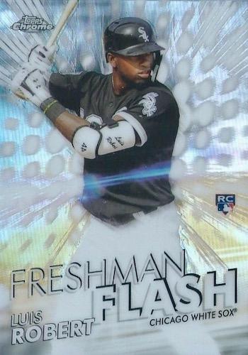 2020 Topps Chrome Baseball Cards 11
