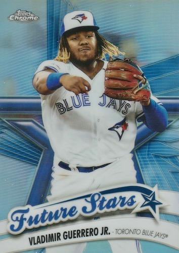 2020 Topps Chrome Baseball Cards 12