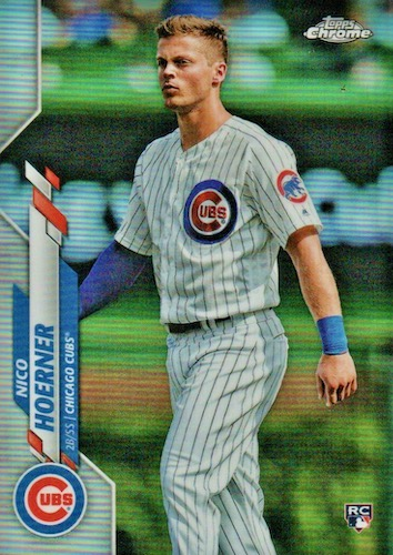 2020 Topps Chrome Baseball Variations Refractor Gallery 39