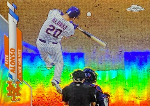 2020 Topps Chrome Baseball Variations Refractor Gallery 18