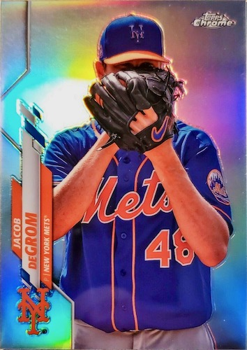 2020 Topps Chrome Baseball Variations Refractor Gallery 20