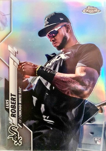 2020 Topps Chrome Baseball Variations Refractor Gallery 13