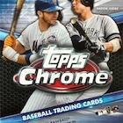 2020 Topps Chrome Baseball Cards