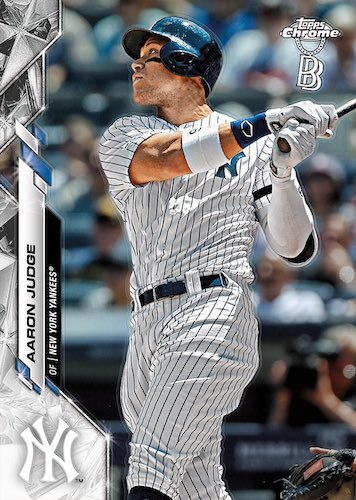 2020 Topps Chrome Ben Baller Edition Baseball Cards 3